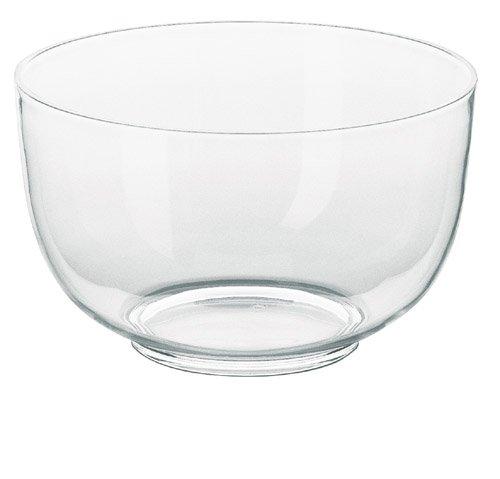 Emsa 139270000 Salatschale, Glasklarer Kunststoff, 6.5 Liter, Ø 27 cm, Transparent, Fit & Fresh