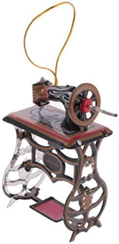 SLL Spielzeug Spielzeug Mini-Nähmaschine Modell Zinn-Spielzeug-Sammler Geschenk hängt Dekor Ornament