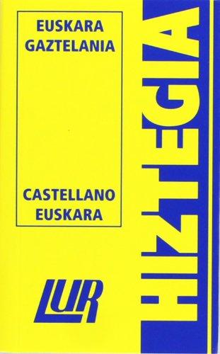 Lur Hiztegia (txikia) Euskara/gaztelania-Castellano/euskara