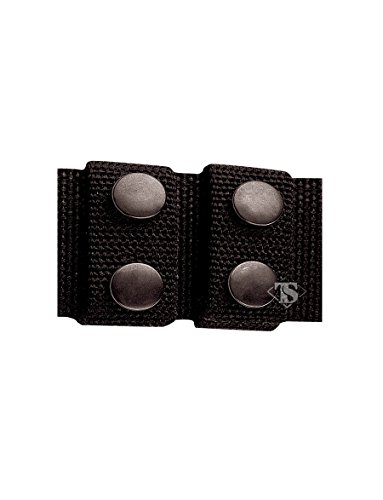 Tru-Spec Keepers, Tru Deluxe HD Duty Belt, Black, One Size