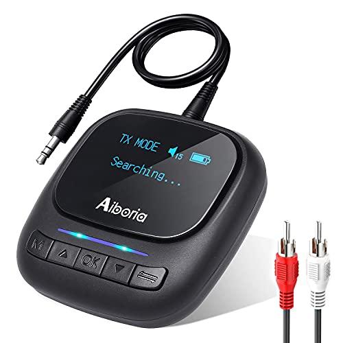 Aiboria Bluetooth 5.0 Transmitter Receiver