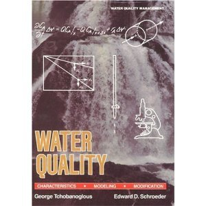 Water Quality: Characteristics, Modeling, Modification