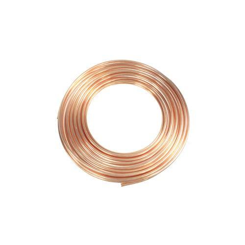 - Tube cuivre - Couronne cuivre recuit Ø20x22 - couronne de 35ml