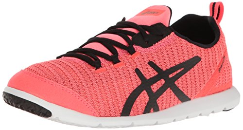 ASICS Women's Metrolyte-W Walking Shoe Black/Aluminum/Silver 8 M US