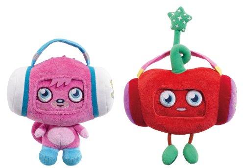 Moshi Monsters Application Monstre Poppet et Furi