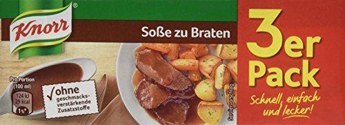 Knorr Würzbasis Soße zu Braten (ohne geschmacksverstärkende Zusatzstoffe) 69 g