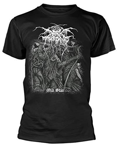 Darkthrone 'Old Star' (Black) T-Shirt (x-Large)