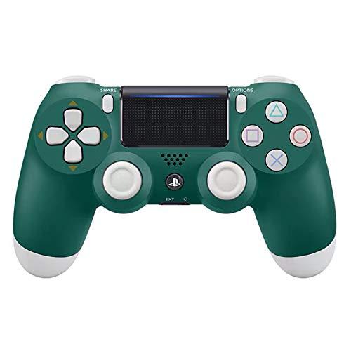 DONGLU Controlador Inalámbrico para Playstation 4,Alpine Green