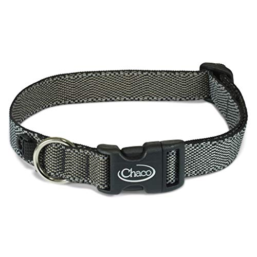 Chaco Dog Collar Excite B+W S