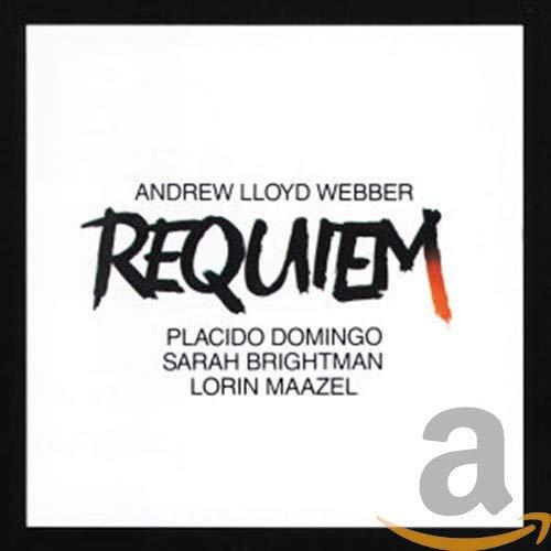 Andrew Lloyd Webber - Requiem / Domingo, Brightman, ECO, Maazel Andrew Lloyd Webber Import