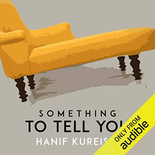 Couverture de Something to Tell You