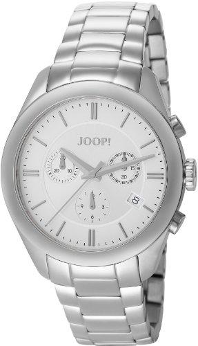 Joop Aspire - Reloj de Cuarzo para Hombre, con Correa de Acero...