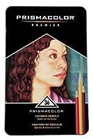 Prismacolor 92885 Prismacolor Premier Colored Woodcase Pencils, 36 Assorted Colors/Set [並行輸入品]