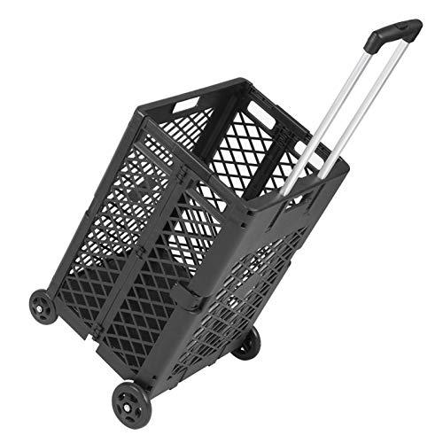Práctico carrito Utilidad de Carros - 4 Ruedas del balanceo de malla...