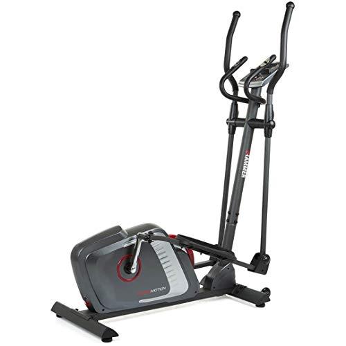 HAMMER Premium Crosstrainer Cross-Motion BT - APP Steuerung für...