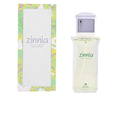 Zinnia Woman Eau de Toilette Natural Spray 100ml