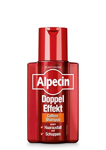 Alpecin 21051 Double Effect Shampoo Against Dandruff & Hair Loss 200 m