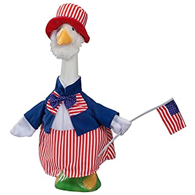 Miles Kimball Uncle Sam Goose Outfit