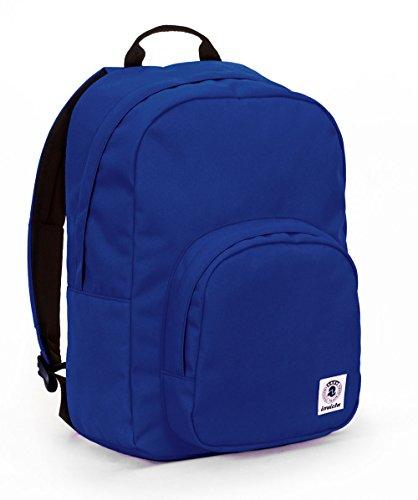ZAINO INVICTA - OLLIE PACK - Azzurro - tasca porta pc padded - americano 25 LT