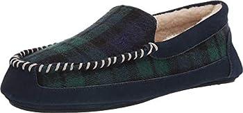 Polo Ralph Lauren Cali Slipper Blue/Green Plaid 8
