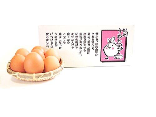卵 和歌山県産たまご【うめたまご 30玉】(破損保証3玉含む) [キャッシュレス5%還元対象] 卵かけご飯 栄養満点 鶏卵【 常温・冷蔵(夏場)】