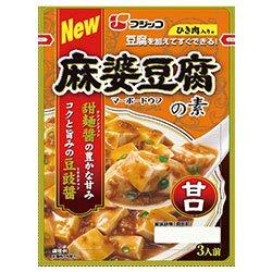 フジッコ『麻婆豆腐の素 甘口』