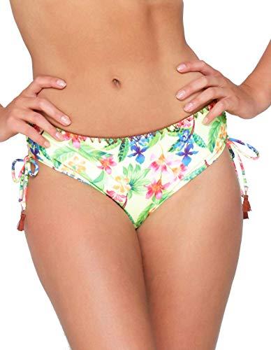LingaDore Wild Flower 6104SH-204 Women's Flowerprint Bikini Short 44