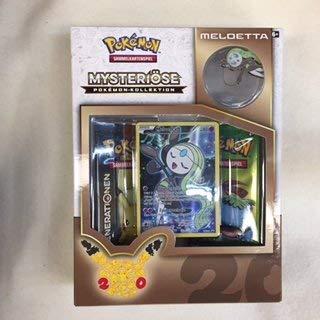 Pokemon Mysteriöse Kollektion Meloetta