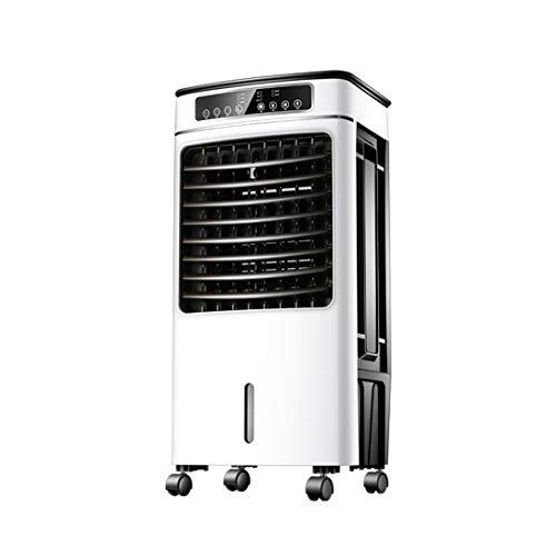 Gmjay Luftkühler Fan 18L Wassertank Diese Tragbare Kühle Und Warme Bewegliche Klimaanlage Eignet Sich Für Zuhause/Büro/Werkstatt