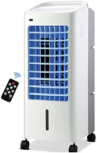 showyow Ventiladores Aire Acondicionado Enfriador de Aire Control Remoto Refrigerador móvil doméstico de Tipo frío único