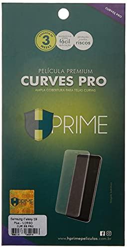 Pelicula Curves Pro para Samsung Galaxy S9 Plus - VERSO, HPrime, Película Protetora de Tela para Celular, Transparente
