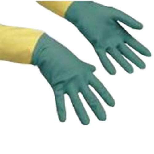 Vileda Handschuhe Heavyweight Der Robuste Naturlatex/Neopren Größe S