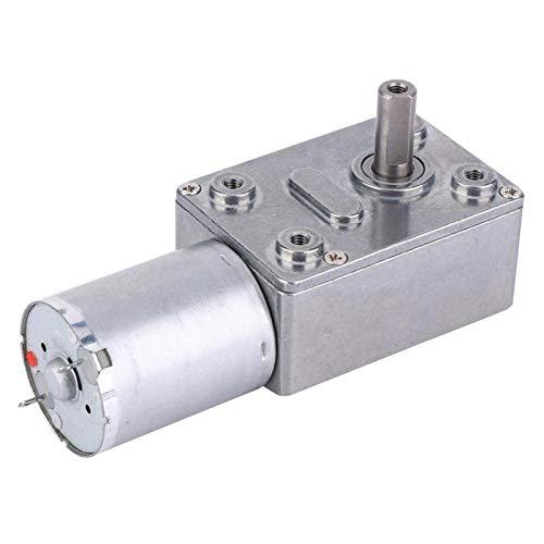 Stärkere Tragfähigkeit, Motorgetriebe mit hohem Drehmoment Große Torsionskugel-Präzisionsgetriebe DC 6V für elektronische Schlösser zum Auswuchten von Autos für Angelausrüstung(40)