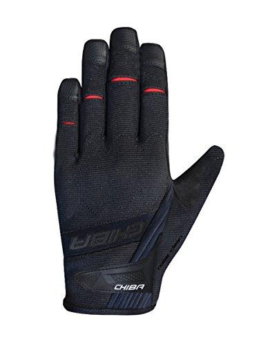 Chiba Absolut Fahrrad Handschuhe lang schwarz 2017: Größe: S (7)