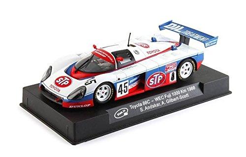 Slot.it Toyota 88C WEC Fuji 1000km 1988 #45 Performance Slot Car (échelle 1:32)