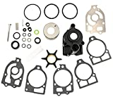 Water Impeller Kit 96148Q8 Water Pump Impeller Repair Kit Compatible with Mercury and Mariner Outboards and MerCruiser Stern Drives Replace 46-96148Q8 46-96148T8 46-96148A8