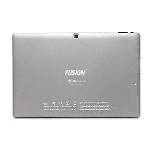 "10"" Windows 10 Fusion5 Ultra Slim Windows Tablet PC- (4GB RAM, USB 3.0, Intel, 5MP and 2MP Cameras, Windows 10 S Tablet PC) (64GB)"