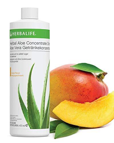 Herbalife Herbal Aloe Concentrate – Mango, Half Gallon