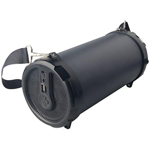Bluetooth Lautsprecher Bazooka Radio USB Powerbank Soundbar Musik Box Super Bass-Sound-Effekt für iPhone, iPad, Android-Smartphones, Laptops und Tablets