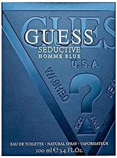 GUESS Seductive Blue Edt For Men, 100 ml