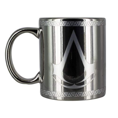 Assassin 's Creed Tasse, chrom, Multi, 8 x 8 x 10 cm