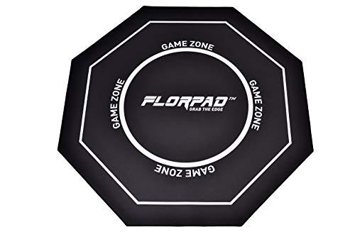 Florpad - Tapis Protecteur pour Bureau & Gaming - Résistant à l'eau