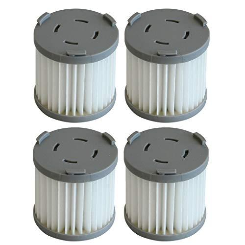 4 Stück 4055453288 Filter für POP5-18IW, POP5-21TG schnurlose Handstaubsauger