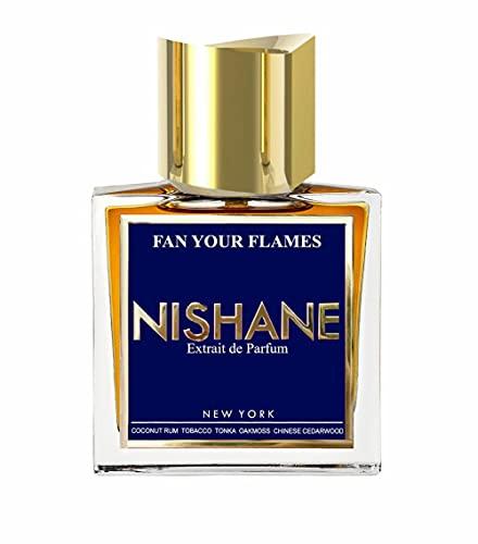 Nishane Fan Your Flames - Extracto de Perfume, 50 ml
