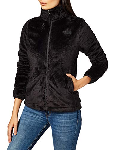 The North Face Women's Osito Jacket, TNF Black, L