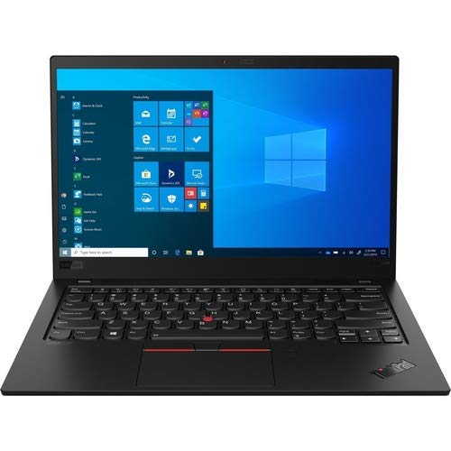 Lenovo ThinkPad X1 Carbon 8ª generación 20U90067US 14' sí Ultrabook - Full HD - 1920 x 1080 - Intel i7-10610U Quad-core (4 núcleos) 1.8GHz - 16GB RAM - 1TB SSD - Negro
