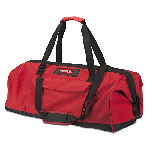 Oregon 551276 Tool Bag, Red, 27 Inch (Pack of 1)
