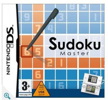 NintendoDS Sudoku Master