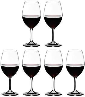 【【ワイングラスまとめ買い6脚】リーデル (RIEDEL) オヴァチュア レッドワイン 350ml 6個セット 6408/00