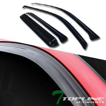 04 trailblazer vent visors - 4